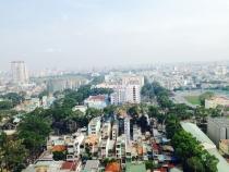 Cho thuê căn hộ Parkson nội thất cực đẹp view thành phố thoáng mát