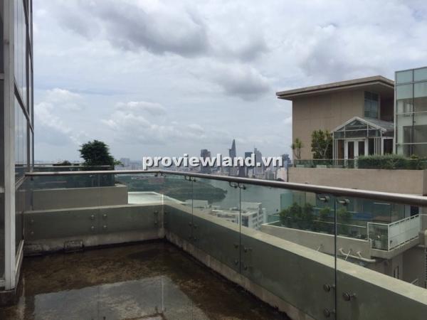 Duplex Saigon Peal for sale 3 floors 500sqm high floor nice view