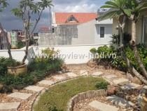 Cần cho thuê biệt thự Thảo Điền Quận 2, khu VIP
