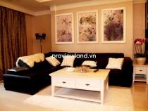 Cho thuê căn hộ 120m2 3 phòng ngủ Cantavil Hoàn Cầu tầng thấp view đẹp nội thất 5 sao
