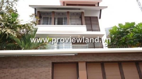 Villa Thao Dien D2 for rent