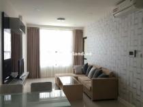 Căn hộ ICON 56 2 phòng ngủ cho thuê tầng cao view sông thoáng