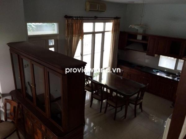 Cần bán biệt thự hẻm xe hơi 133m2 - 1trệt 1 lửng 2 lầu đường Nguyễn Văn Hưởng sân thượng view đẹp