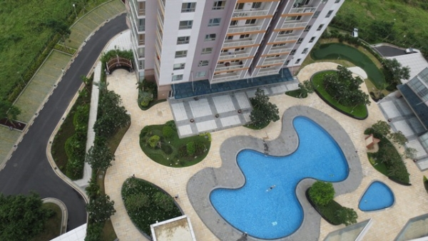 Fideco Riverview apartment on 15th floor, actractive price