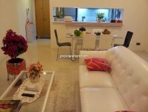 Cho thuê căn hộ DT 110m2 2PN Estella quận 2 tầng thấp có ban công lớn đầy đủ nội thất