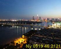 Bán Duplex Saigon Pearl tầng 35 -36-37 ở Sapphire