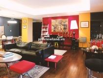 Căn hộ Penthouse cho thuê tại The Manor 250m2 với 4 phòng ngủ