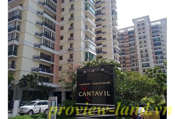 Bán căn hộ tại Cantavil An Phú tầng 16 diện tích 96m2