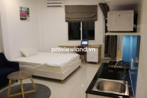 Leasing serviced apartment on Hoang Sa 35sqm 1 bed nice river view
