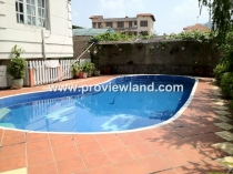 Thao Dien villa for sale with large area 900 m2