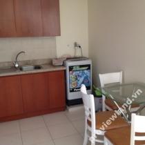 Cho thuê căn hộ The Manor Bình Thạnh 82m2 đầy đủ nội thất