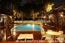 Bán Villas bờ sông sài gòn có diện tích đất 2600m2 đất