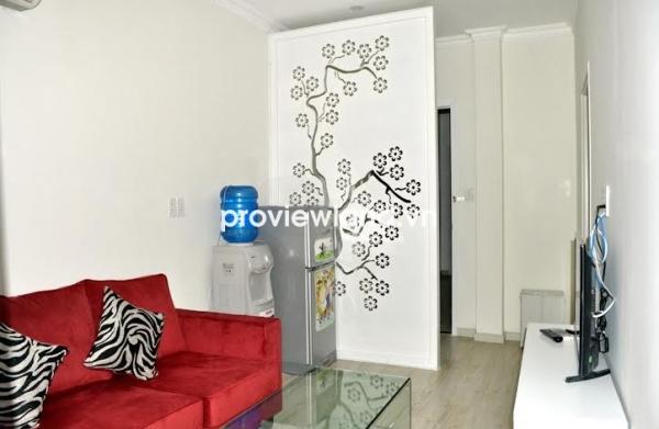 Cần cho thuê căn hộ dịch vụ đường Thái Văn Lung tiện nghi sang trọng