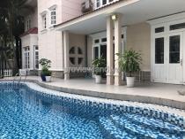 Cho thuê biệt thự khu Kim Sơn Thảo Điền diện tích 800m2 5 phòng ngủ