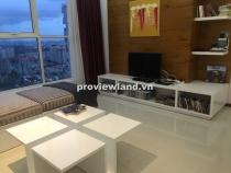 Cho thuê căn hộ Thảo Điền Pearl loại 136m2 với 3PN đầy đủ nội thất tiện nghi ban công view sông