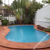 Bán biệt thự đường 55, Phường Thảo Điền 703m2 có hồ bơi