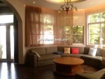 Cho thuê biệt thự Hưng Thái 4 phòng ngủ hồ bơi và sân rộng