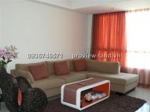 Cho thuê The Manor căn hộ loại 2 phòng ngủ tầng cao view rất đẹp