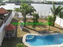 Bán biệt thự bờ sông Sài Gòn mặt tiền sông Quận 2 diện tích 1300 m2