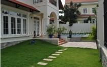 Cho thuê villa Kim Sơn 6 PN nhà đẹp có nội thất