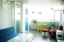 Cho thuê căn hộ Screc Tower vị trí rất đẹp và thuận lợi