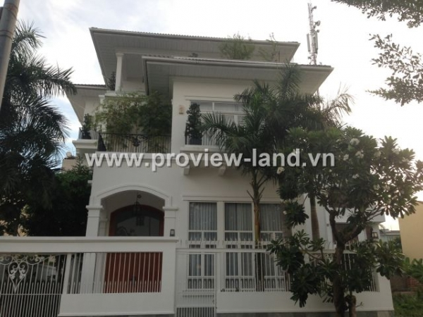 Sell Compound villa in Tran Nao area, District 2, 300m2