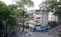 Cho thuê nhà phố mặt tiền đường Lý Thường Kiệt có thang máy