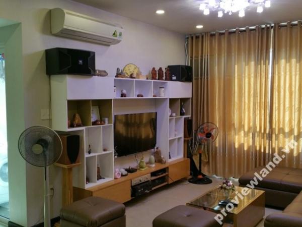 Căn hộ cao cấp bán tại Tropic Garden 112m2 3 phòng ngủ phong cách hiện đại đầy đủ nội thất