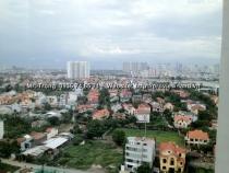 Cho thuê căn hộ Duplex River Garden 350m2 tầng cao