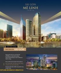 Thông tin dự án Saigon MeLinh Tower quận 1