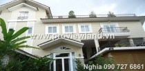 Thao Dien villa for sale Compound Security