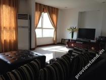 Cho thuê căn hộ The Manor Bình Thạnh đầy đủ nội thất 124m2