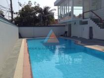 Villa cho thuê khu compound Trần Ngọc Diện 500m2