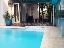 Cho thuê villa Thảo Điền 450m2 hồ bơi lớn