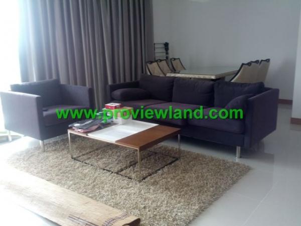 Cho thuê căn hộ Xi Riverview Palace tại quận 2