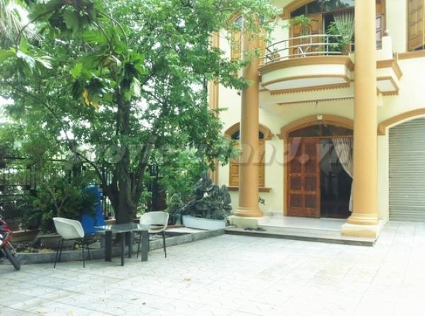Cho thuê biệt thự An Phú quận 2 DT 11x15m 4 PN
