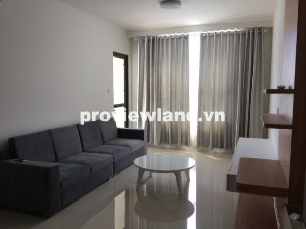 Apartment for rent in ICON 56 District 4 3 bedrooms with balcony