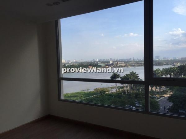 Vinhomes Central Park cho thuê căn hộ 145m2 3PN view trực diện sông Sài Gòn nội thất cao cấp