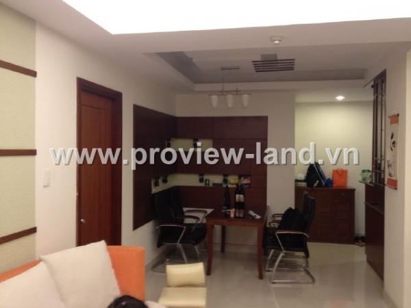 Bán căn hộ 107 Trương Định Quận 3 đã có sổ hồng
