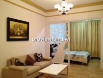 Cho thuê căn hộ tầng cao 38m2 The Manor Officetel loại Studio tiện lợi và năng động