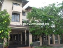 Biệt thự bờ sông Thảo Điền cho thuê, Villa view sông quận 2