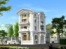Tu Xuong villa for sale District 3 area of 570m2