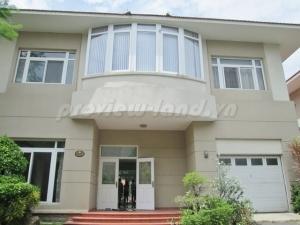 Bán biệt thự Phú Gia Q7 440m2 sân vườn đẹp
