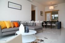 The Vista apartment for rent 142sqm block T5 3 BRs equipped luxury interior