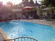 Cho thuê biệt thự đẹp nhất Thảo Điền Quận 2