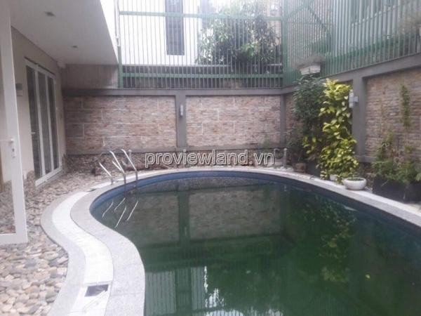 Bán biệt thự Thảo Điền diện tích 15x20m có hồ bơi đẹp 2 tầng