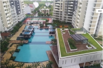 Estella apartment for rent in District 2 with an area of 124sqm, fully furnished