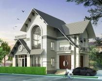 Sell villa facade Cao Thang, District 3, area10x40m
