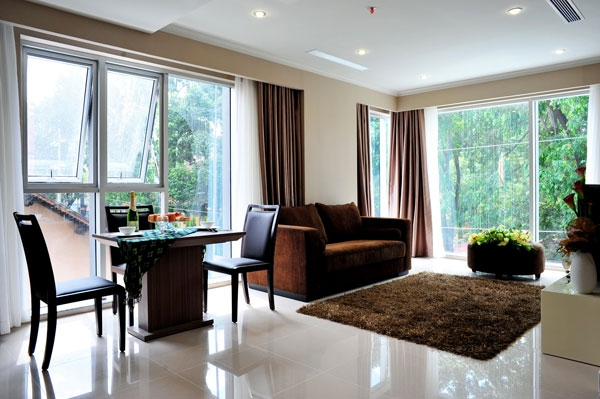 DB Court-Serviced Apartments‏ for rent on Dien Bien Phu, District 3, HCMC