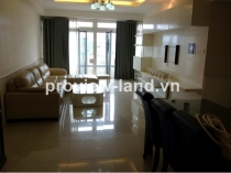 Apartment for rent in HCMC - Saigon Pearl apartment Ruby 2